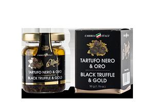 tartufo nero e oro