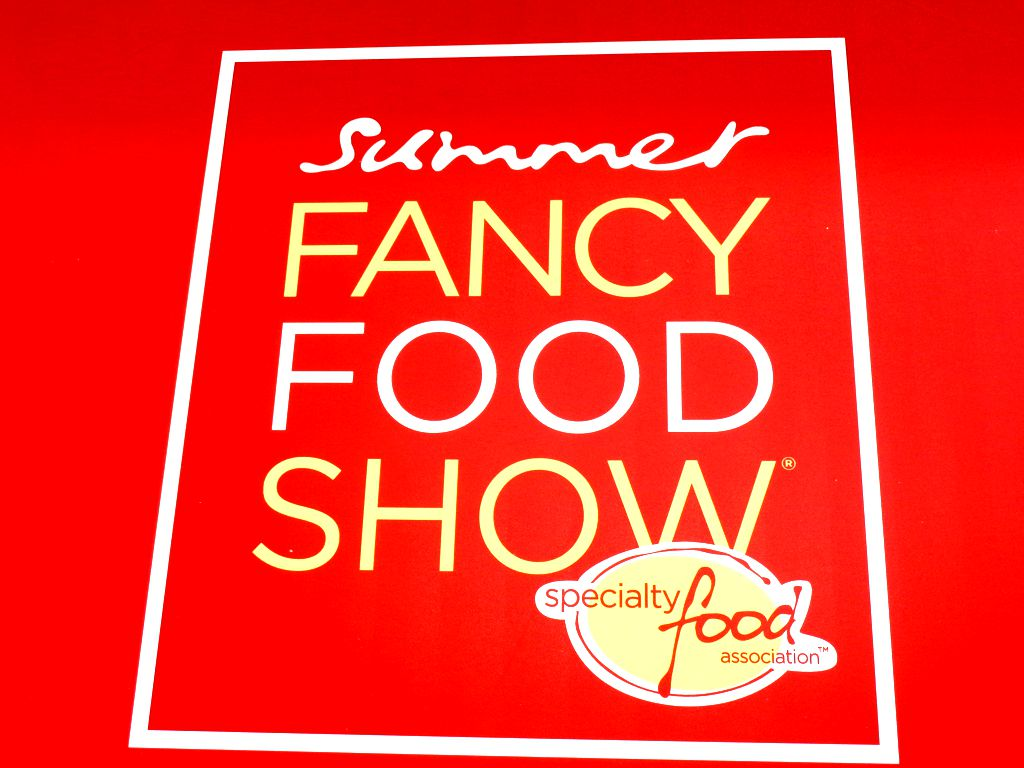 Summer Fancy Food 2016