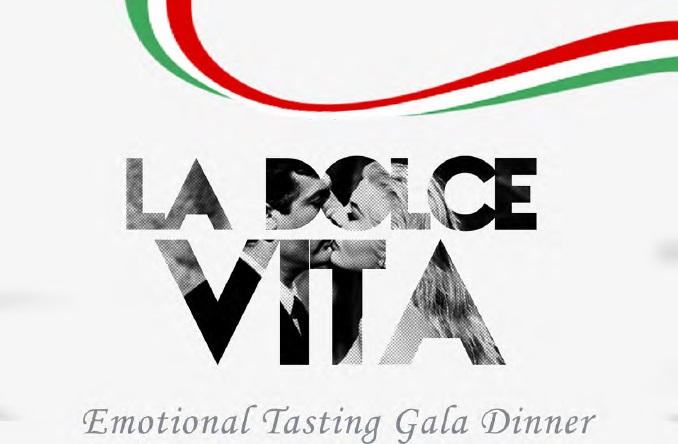 LA DOLCE VITA Emotional Tasting Gala Dinner (Pechino)